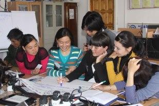 Internews проводит семинары молодежных идей в регионах