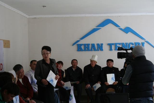 Встречи ОТРК с жителями регионов