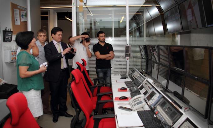 ОТРК готовится к безленточном производству телепрограмм