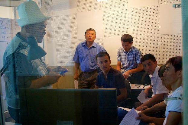 Residency for Regional Correspondents